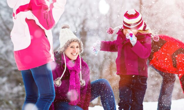 15 Things to Do with Your Kids Over Christmas Break