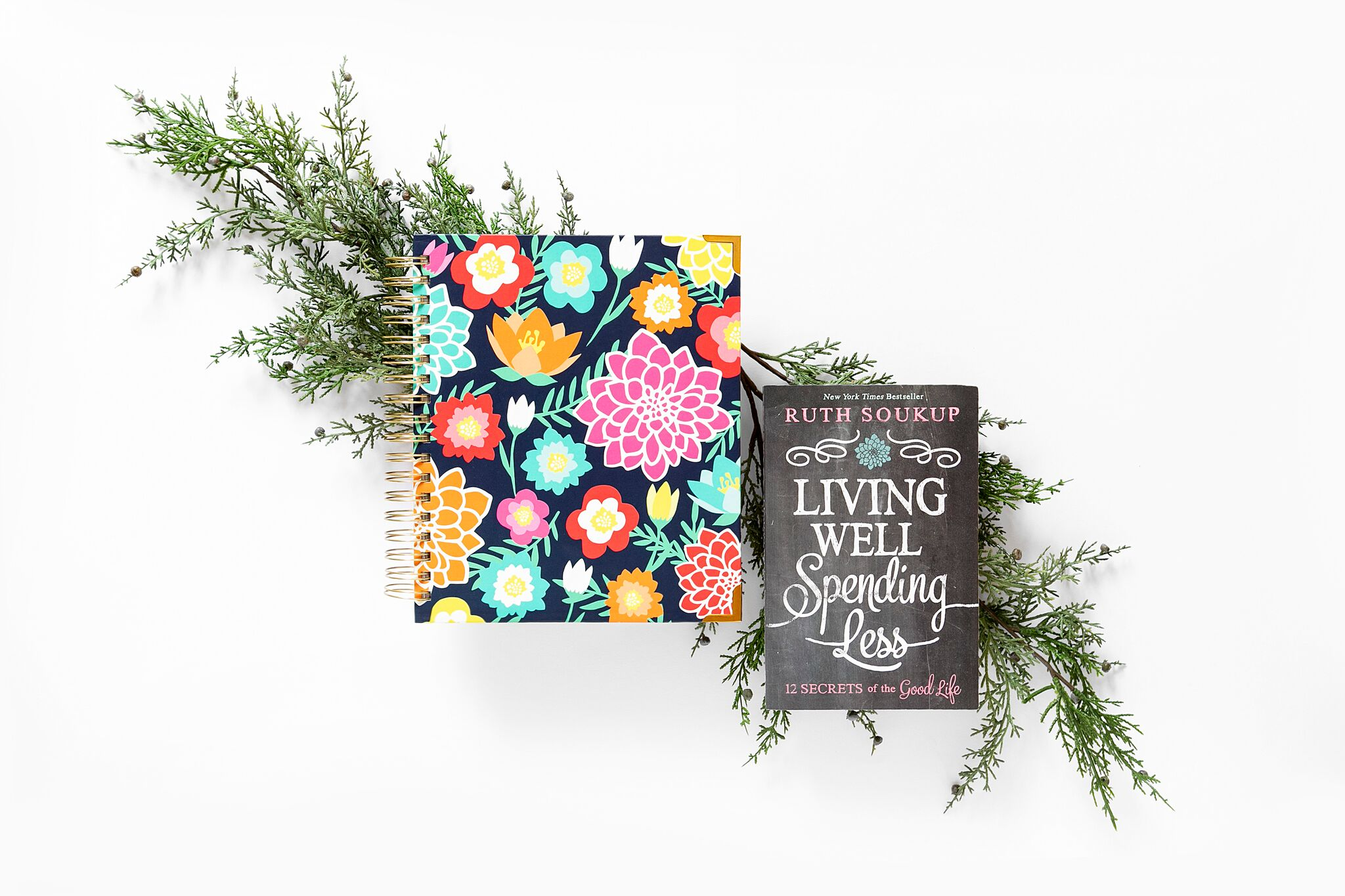 Christmas has come a little early! Our 12 Days of Christmas Sale is a chance to save 25% on some of the most popular books, bundles, accessories, and gifts in the Living Well Shop. You can also get free US shipping on all orders over $50!
