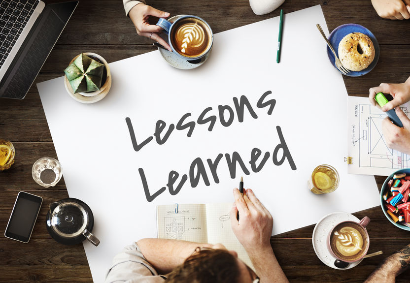 There are no mistakes, only lessons | Thinking about starting a business? How do you go from idea to execution? If you're thinking about turning your dreams into realities, you won't want to miss these 5 rules of entrepreneurship!