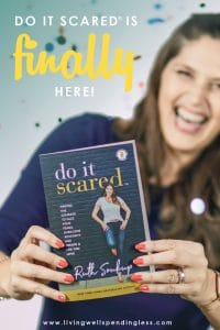 Do It Scared, the book, is finally here! The #DoItScaredMovement has already inspired thousands of people to face their fears, overcome adversity, and dare to create a life they LOVE. Are you ready?