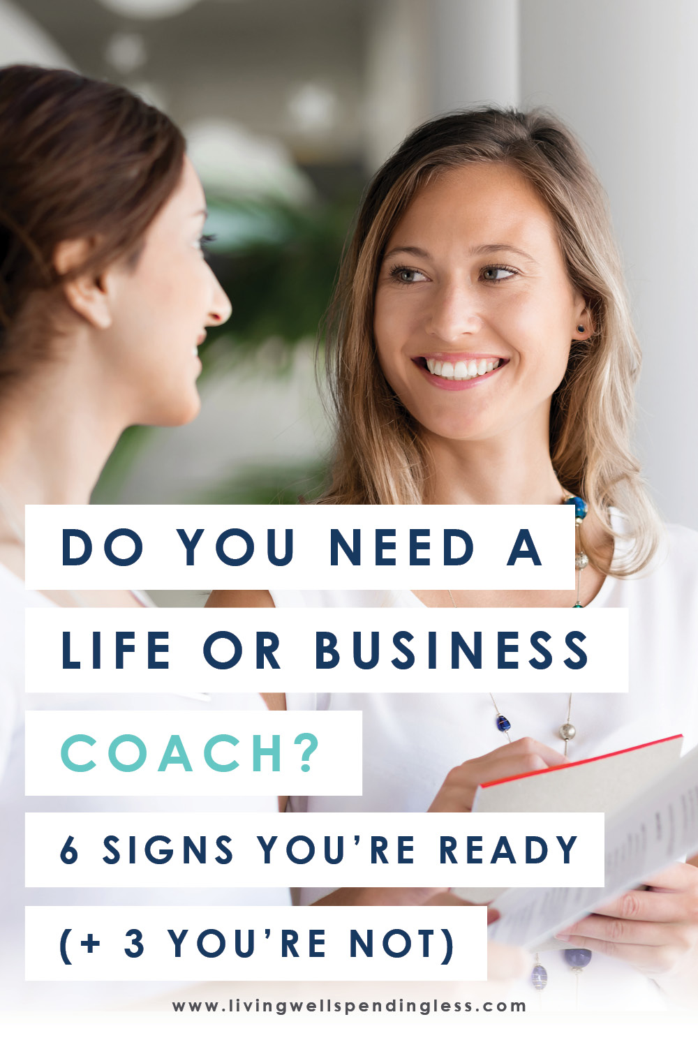 Life and business coaches seem to be everywhere these days, but is coaching really something that's worth paying for? That often depends on you, and where you want to go! If you've ever wondered whether coaching might be right for you, don't miss these six signs that will tell you whether you're ready (along with the three signs that will tell you you're not there quite yet!)