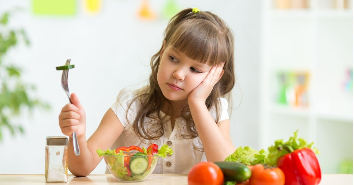 How I Got My Kids to Eat Their Vegetables