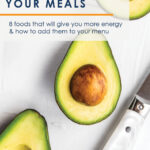 Looking to supercharge your meals? These 8 superfoods will give you more energy right now! Here's how to add them to your menu. #food #superfoods #energy #healthy #health #healthyeating