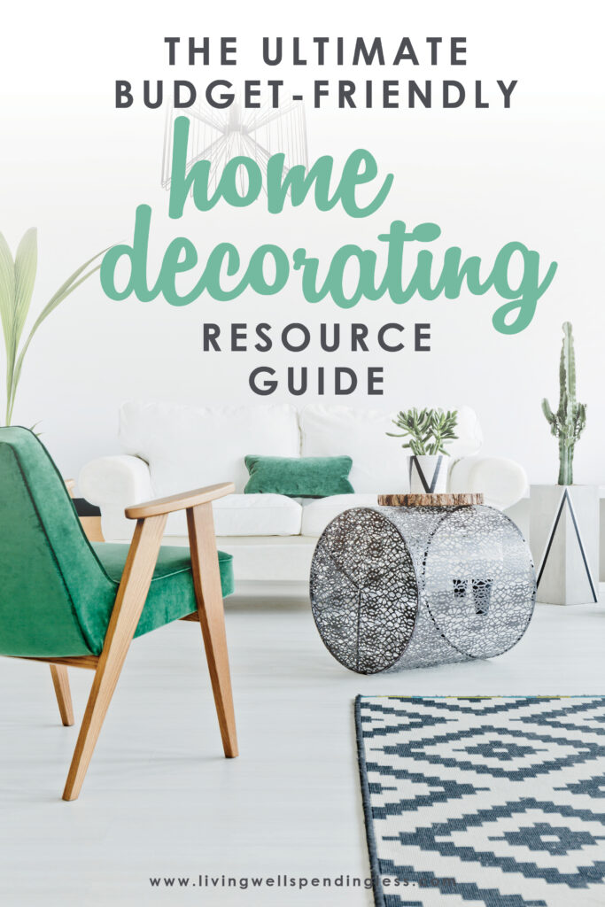 Not sure where to even begin when it comes to decorating your home? Don't miss this ultimate guide for discovering your style & finding the best furniture and accessories (at prices you can actually afford!)