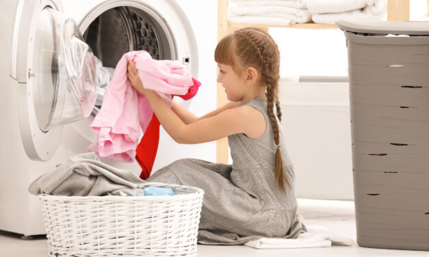Take Control of Your Laundry: Your New Master Plan