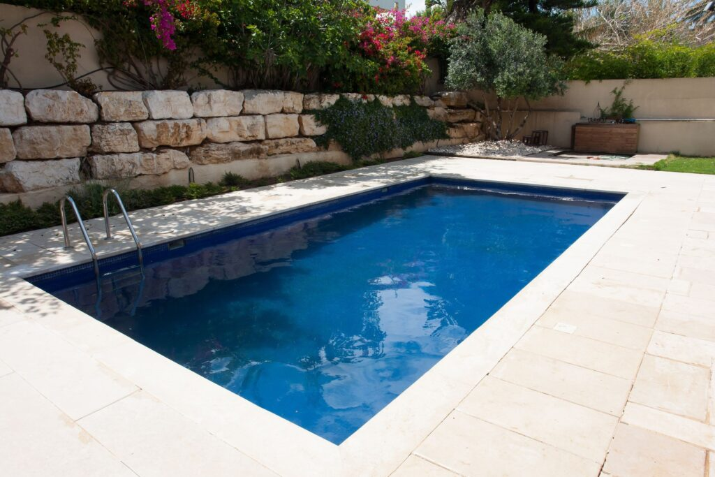 DO not add a pool to add value.