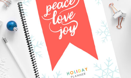 It's Back!  Get Your 2018 Holiday Planner FREE for a Limited Time!