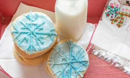 8 Sweet (& Quick) Holiday Cookie Recipes
