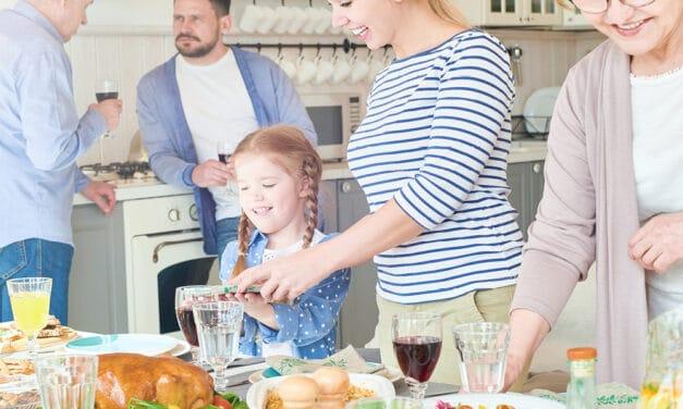 The Simple Secret to Family Harmony