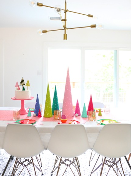 Create an awesome tablescape for less