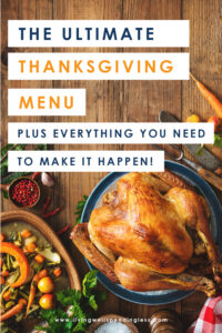 Looking for the ultimate Thanksgiving menu? We've got you covered! We've even included a shopping list and a ready-to-print version of the entire plan (including all the recipes)!