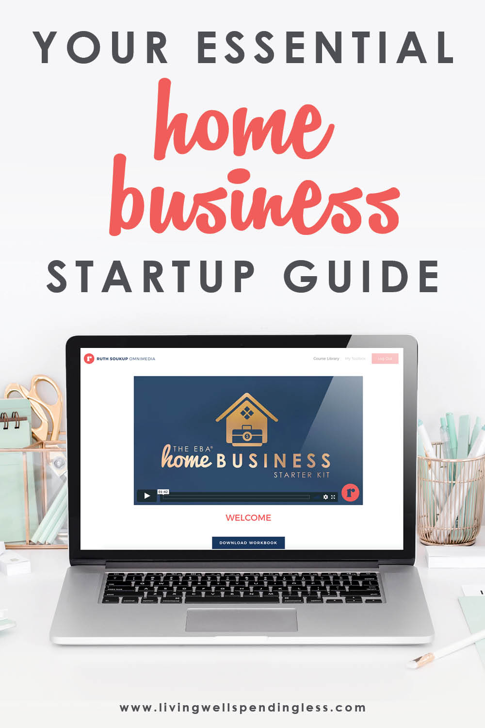 Ready to start your own business but unsure where to begin? This guide walks you through the steps you need to take first to start a new business. #smallbusiness #businessideas #howtostartabusiness #business #entrepreneur #ideatoexcecution #businessstrategy #mompreneur #dadpreneur #startingabusiness #smallbusinessstartup