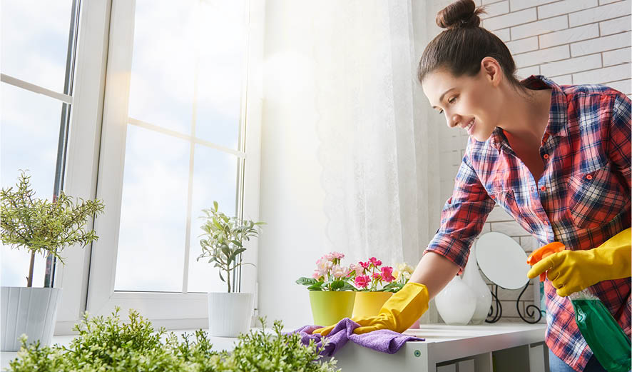 Spring Cleaning? Here are the Most Useful Tips and Tricks Ever