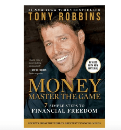 Money by Tony Robbins-Get the solutions and understanding you need to live a financially abundant life! These are the top 5 books to read when it comes to understanding how to make your money work for you. With the right tools and resources, having financial security is possible, so don't miss it!