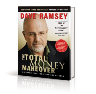 Total Money Makeover book by Dave Ramsey-These are the top 5 books to read when it comes to understanding how to make your money work for you. With the right tools and resources, having financial security is possible, so don't miss it!