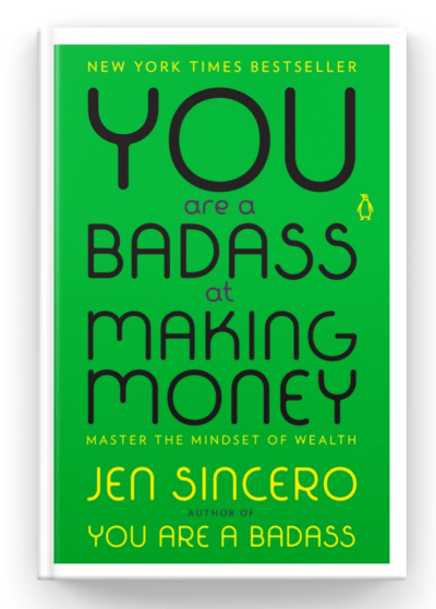 You are a Badass at Making Money by Jen Sincero-Get the solutions and understanding you need to live a financially abundant life! These are the top 5 books to read when it comes to understanding how to make your money work for you. With the right tools and resources, having financial security is possible, so don't miss it!