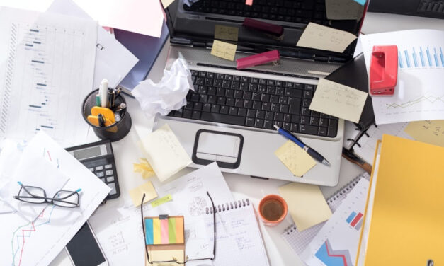 How to Organize a Big Project When You're Feeling Overwhelmed