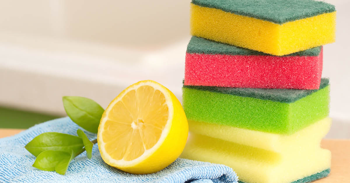Spring Clean Your Home from Top to Bottom