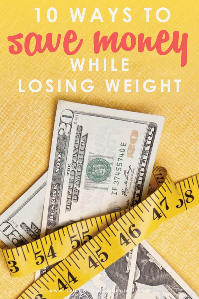 Looking for ways to lose weight and save money? Check out these great tips on what to do to be successful in your weight loss and go easy on your wallet..