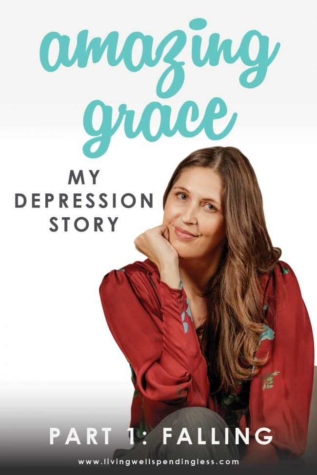 Struggling with depression or looking for some inspiration? Read my depression story where I reflect on childhood trauma, self-destruction, and healing.