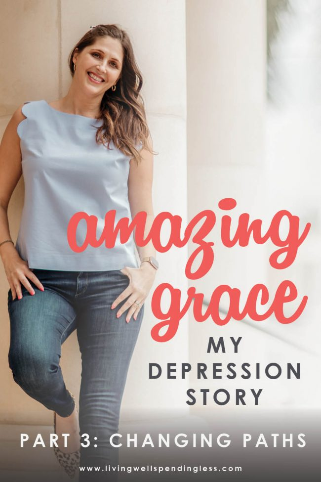Remaining Struggling with depression or looking for some inspiration? Read my depression story where I reflect on childhood trauma, self-destruction, and healing.