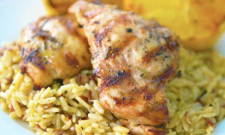 Easy Greek Chicken