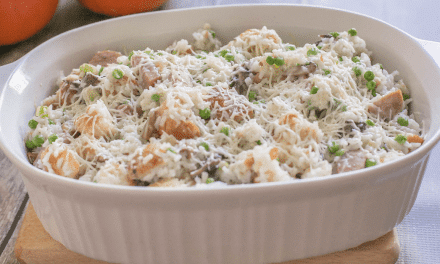 Simple Rice Stuffing