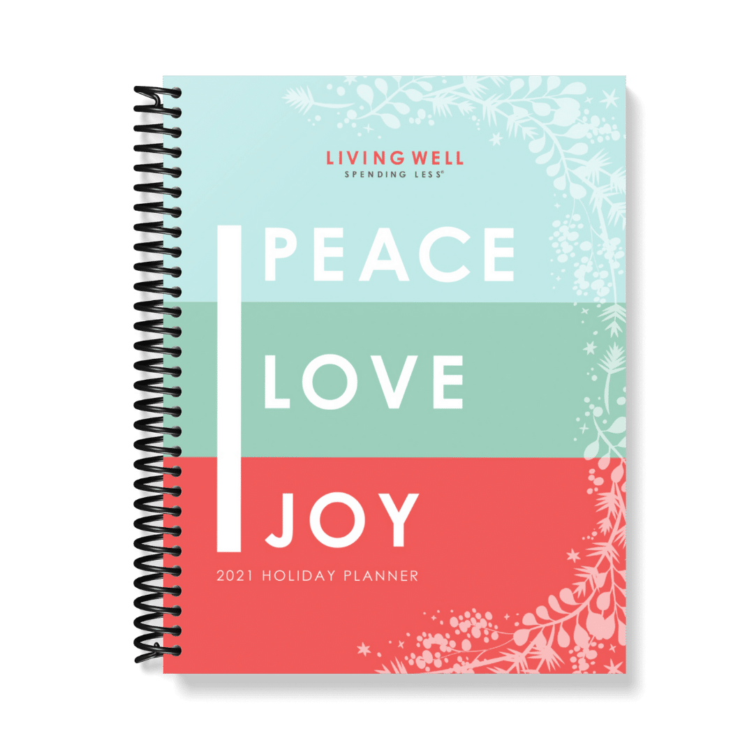 GET YOUR FREE HOLIDAY PLANNER NOW!